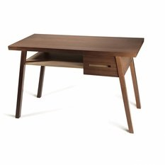 Mambo Unlimited Ideas Murfy Walnut Desk
