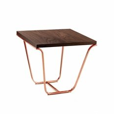 Mambo Unlimited Ideas Soul Dark Walnut Table