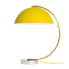 Original BTC London Yellow Table Light
