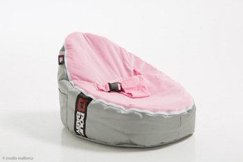 Pouf Daddy Baby Pink Bean Bag Seat