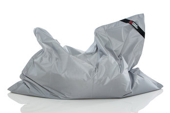 Pouf Daddy The Daddy Dark Grey Large Rectangle Bean Bag