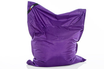 Pouf Daddy The Daddy Purple Large Rectangle Bean Bag