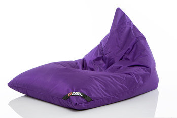 Pouf Daddy The Jubbly Purple Original Triangle Bean Bag
