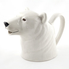 Quail Medium Polar Bear Jug