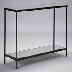 Robert Langford Victor Console Table - Bronze