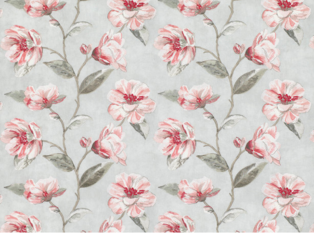 Romo Japonica Embroidery Pomelo Fabric