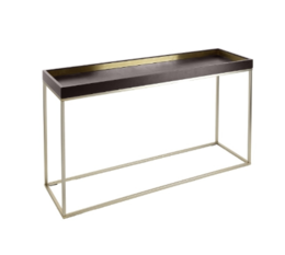 R V Astley Alyn Chocolate Console Table