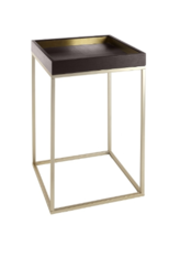 R V Astley Alyn Chocolate Side Table