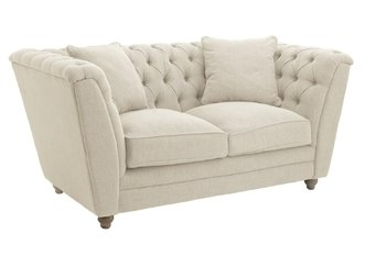 R V Astley Charee Natural 2 Seater Sofa