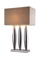 R V Astley Dari Nickel Table Lamp