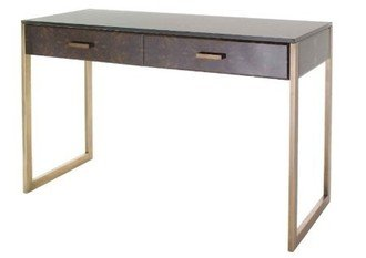 R V Astley Enan 2 Drawer Dressing Table/Desk