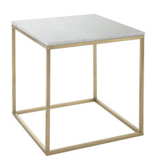 R V Astley Faceby Square Side Table