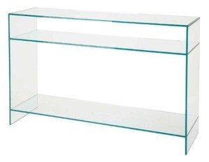 R V Astley Glass Console