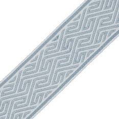 Samuel & Sons Labyrinth Sea Glass Border