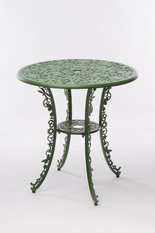 Seletti Green Round Table