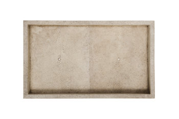 Simon Orrell Designs Shagreen Rectangular Small Tray