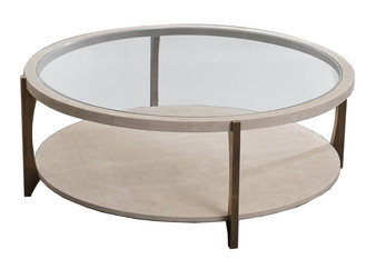 Simpons Mirrors Belvedere Circular Coffee Table