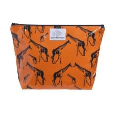 Space 1a Design Giraffe Parade Large Toiletry Bag