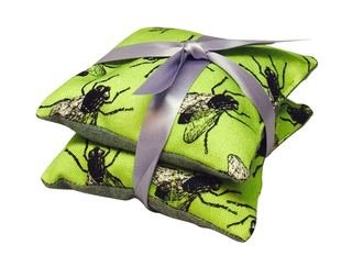 Space 1a Design Pair of Lavender Sachets - Fly Du Citron Vert