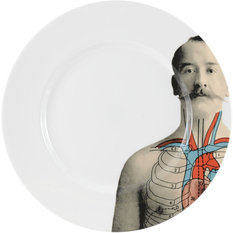 The New English Anatomica Dinner Plate