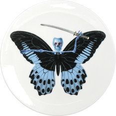 The New English Lepidoptera Putulanus Cake Plate