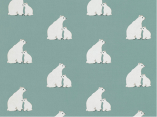 Villa Nova Bear Hug Fabric