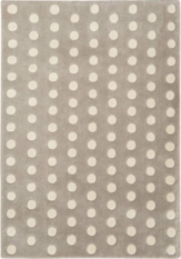 Villa Nova Dotty Rug Pebble