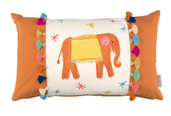 Villa Nova Elephantastic Cushion