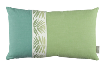 Villa Nova Jungle Jumble Braid Cushion