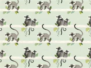 Villa Nova Monkey Bars Fabric