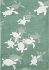 Villa Nova Tiny Turtles Rug