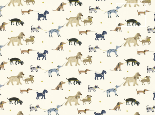 Villa Nova Walkies Fabric