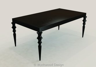 Wychwood Dining Table DT80